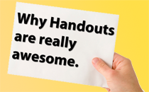 why_handouts_are_awesome_background